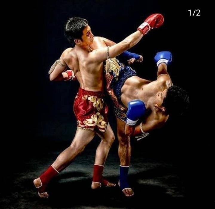 Занятия тайским боксом — мой личный опыт