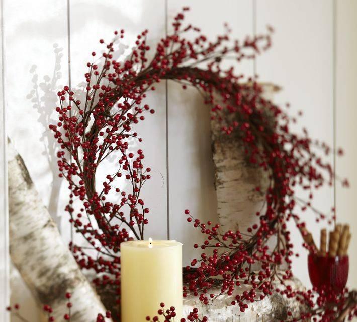 Новогодние украшения, поделки – своими руками [идеи, 175 фото]