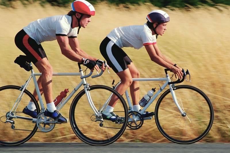 Хобби катание на велосипеде - велобаджо