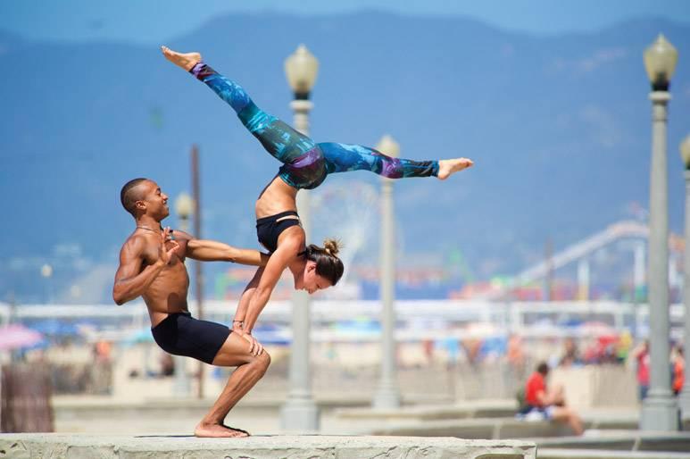 Акробатика как хобби и увлечение