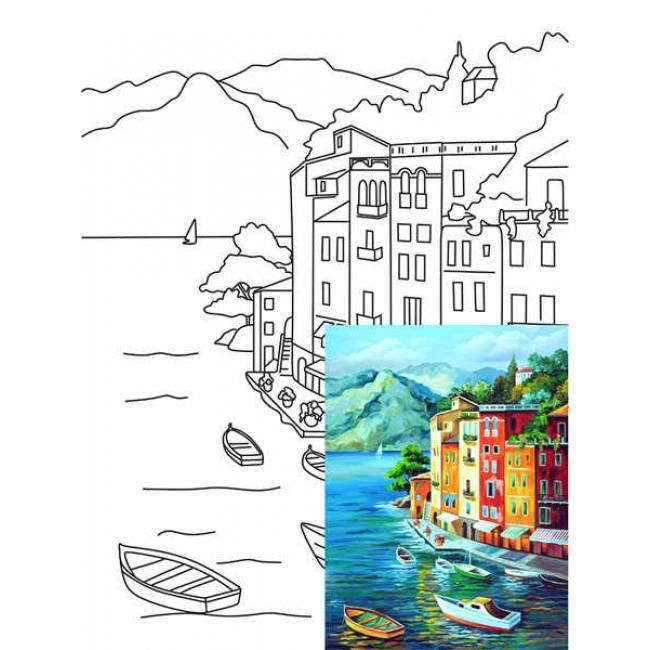 Рисование по номерам на холсте и картоне: обзор производителей, практические советы для новичков