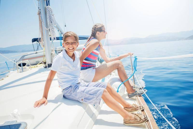 Яхтинг как хобби и увлечение