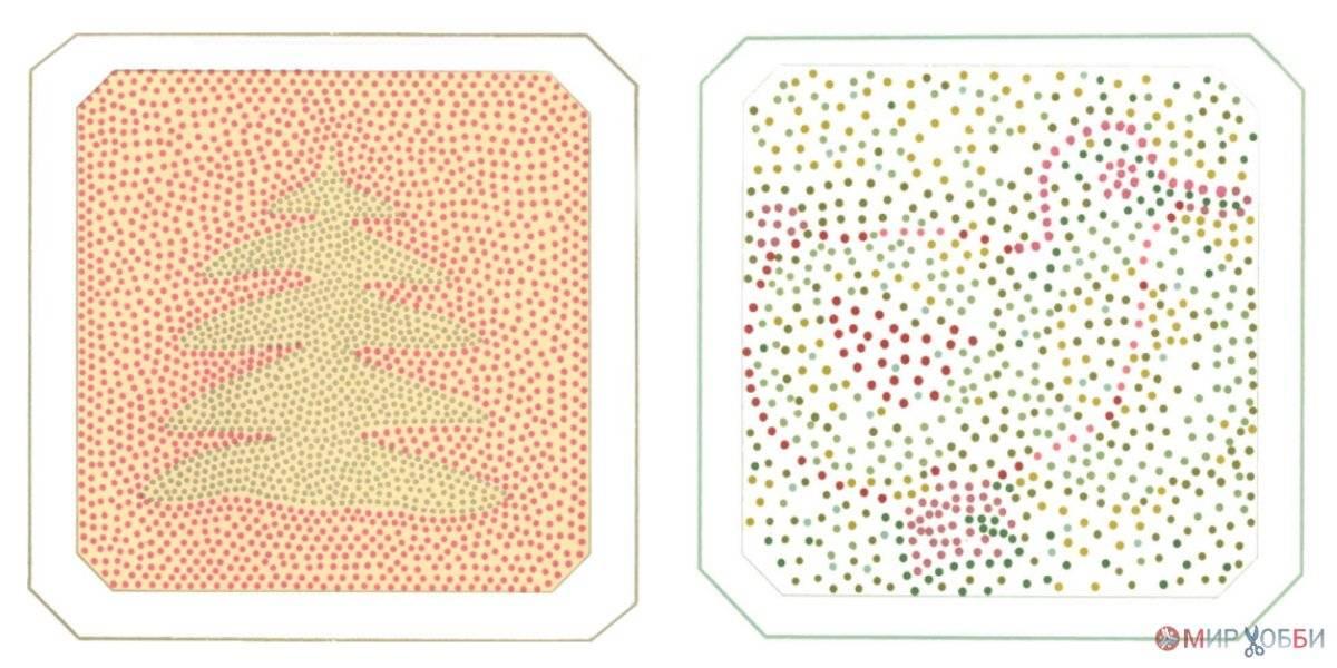 Тест на цветовосприятие. таблицы и картинки