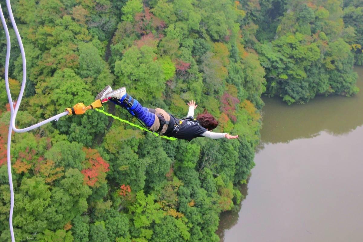 Банджи-джампинг лучшие места для прыжков - awesome life