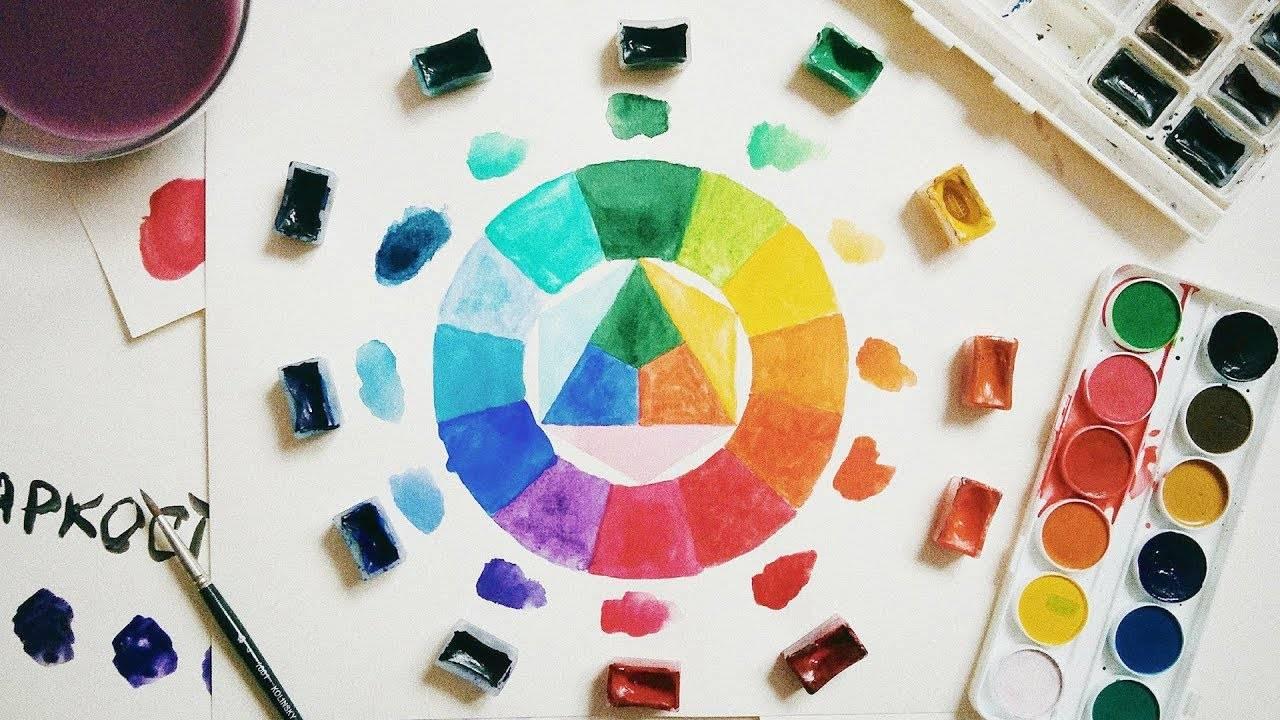 Теория цвета или цветоведение для колориста