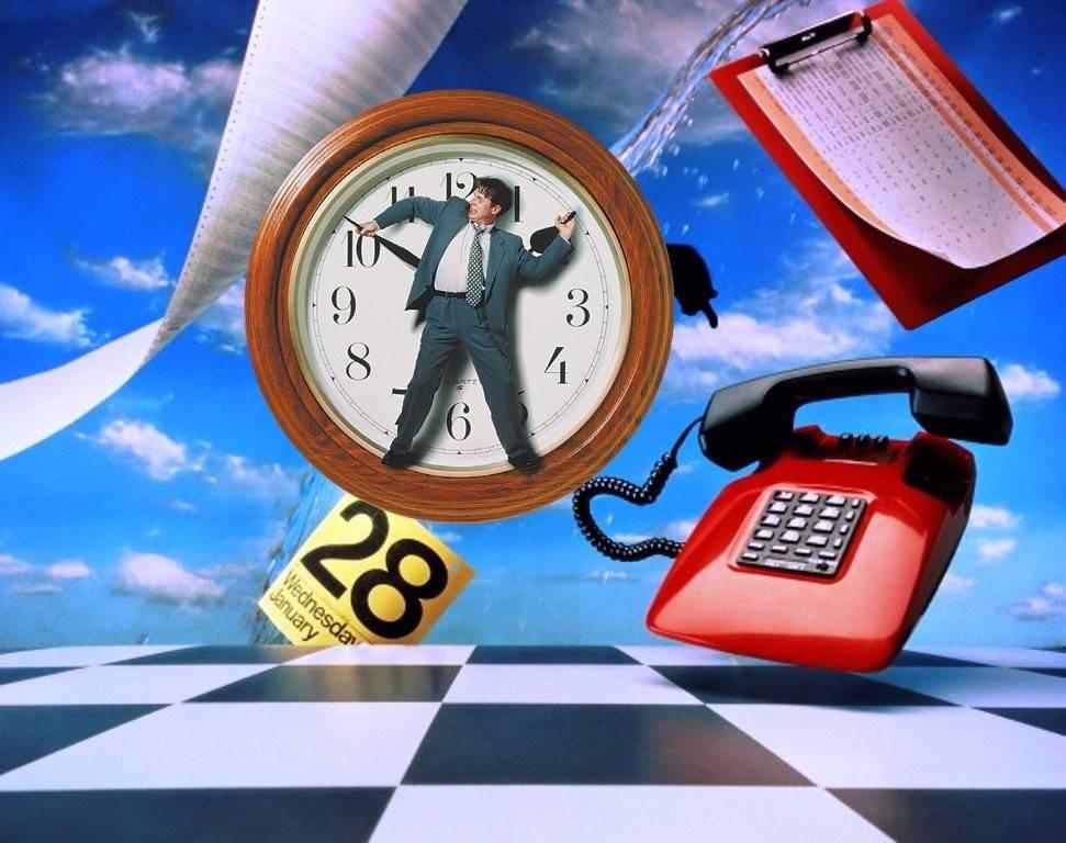 Пустая трата времени — на что мы тратим время в пустую?